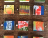 POCKET books: handmade small exposed spine blank books, one of a kind, perfect little gifts