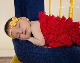 Baby Girl Bow Headband, Headband Set, Photography Prop Headband Set, Choose Your Own Colors