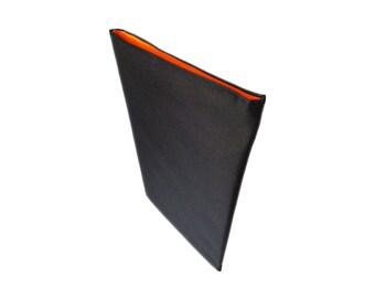 BertieJoseph Kindle Voyage, Paperwhite sizes Cordura Sleeve with Orange Microfibre Lining