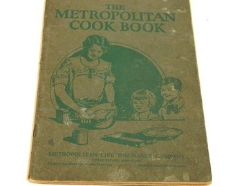 The Metropolitan Cook Book, Metropolitan Life Insurance Give Away