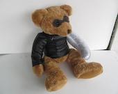 Special custom for Necromancy Winter Soldier Bucky Bear