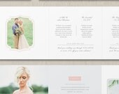 Price List for Wedding Photographers - Digital Pricing Guide - Photographer Pricing Guide Template - Wedding Package Pricing - m0235