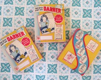 Fun Vintage Lot of 3 Darner Rings in Original Boxes