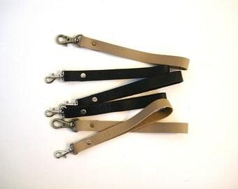 Add a Leather Wrist Strap