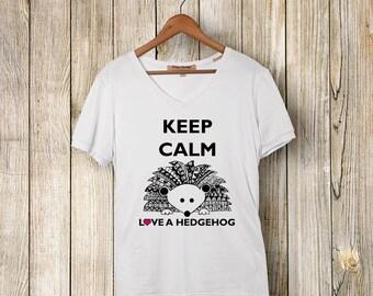 Hedgehog/Keep Calm Love a Hedghog