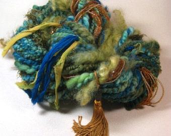 Erin Super- Bulky Art Yarn (around 40 yards, 7.8 ounces)