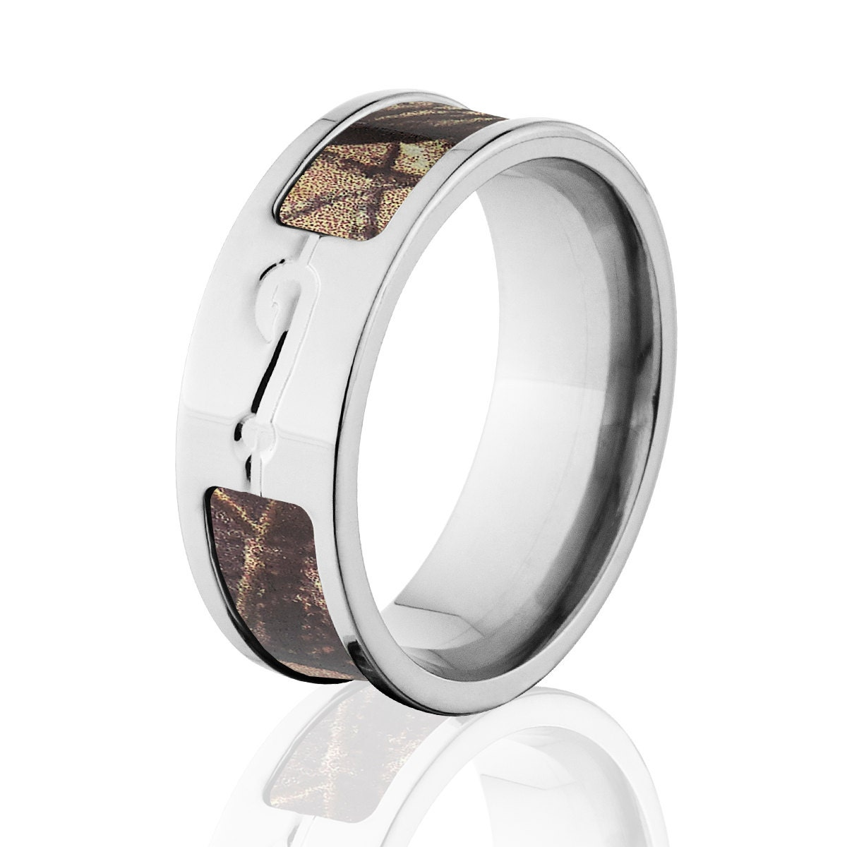 Realtree Wedding Rings: AP Camo Rings RealTree Camo Rings Camo Wedding Bands