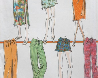 Pants and Skirt Sewing Pattern UNCUT Simplicity 5063 Sizes 6-16