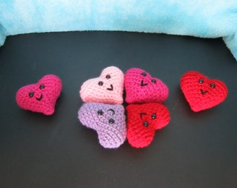 Crochet Happy Heart
