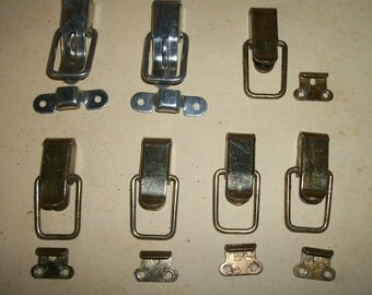 Lot of Trunk Latch Buckles