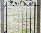 Custom gate for Amber