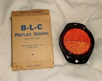 Vintage STIMSONITE B-L-C Reflex Signal • No. 415C