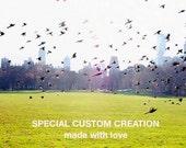 Custom Order for rcsykesbrown PONTE Gown /  marcellamoda - MD141