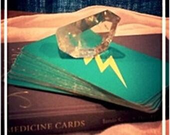 Animal Card Readings