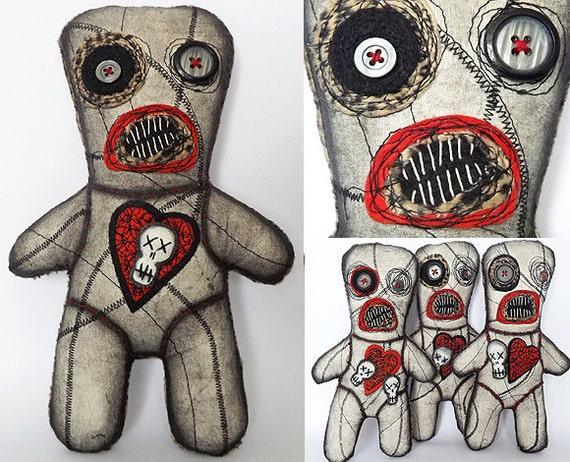 Voodoo Doll Horror Doll