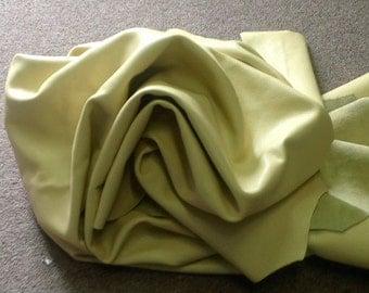 EWSC24.  Light Yellow Leather Cowhide