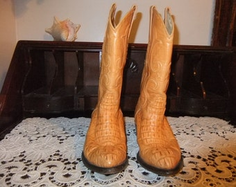 Great Crocodile Men's Boot Sz 6 EE