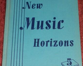 Vintage Book-New Music Horizons-1946