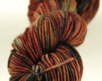 Made To Order Pick Your Base Kettle Dyed - Goblin King - 450 yards