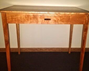 Cherry Shaker Style Desk, Desk Only