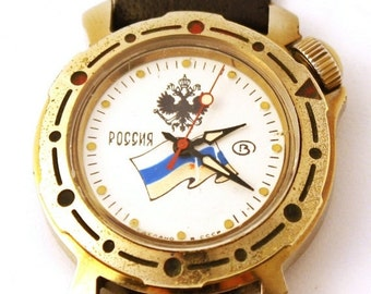 25% OFF ON SALE Mens watch Vostok