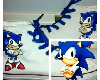 Sonic the Hedgehog Converse