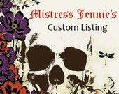 Custom Listing for tracyreedy - Tea Time Bracelet