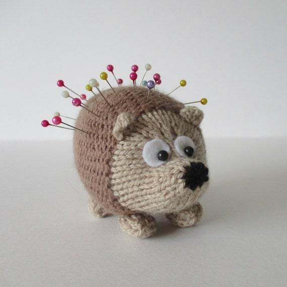 Hedgehog Toy Knitting Pattern : Kensington Hedgehog toy knitting patterns
