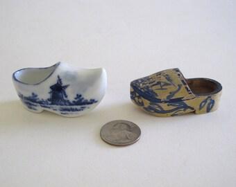 Miniature Clogs