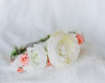 Elena Flower Crown - Photography Prop