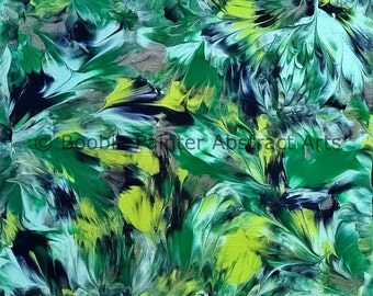 PAINTED BY BREASTS 627 Something Like Envy ~ Marcey Hawk 8x10