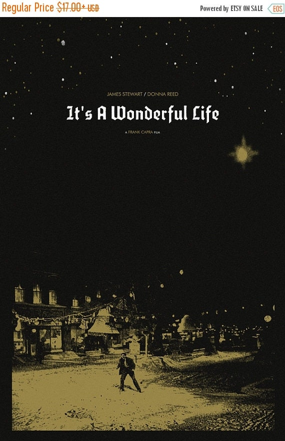 On Sale It 39 S A Wonderful Life Alternative By Theartofadamjuresko