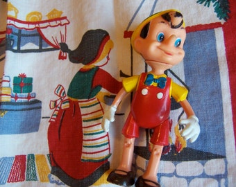 vintage collectable pinocchio