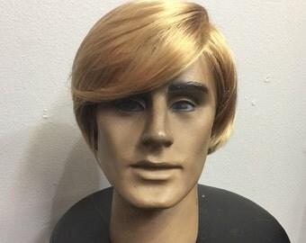 Donald Trump inspired wig