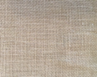 """60"""" Dorr Bleached Primitive  Linen Backing by the yard"""