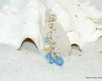 Genuine Beach Glass Jewelry -  Lake Erie Sea Glass