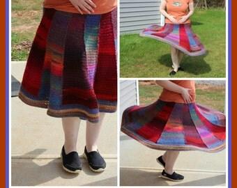 Twirly Gypsy Skirt