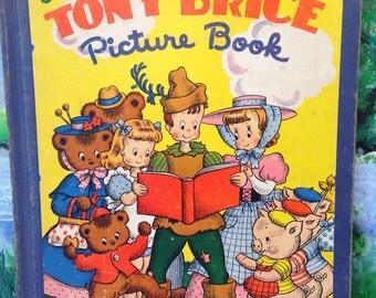 1944 Tony Brice Picture Book