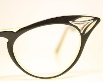 vintage cat eye glasses retro vintage