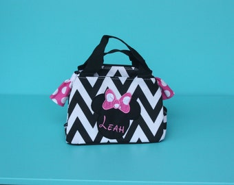 Lunch Bag Tote...Four Loves