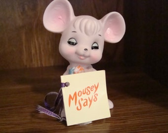 Papel Mouse Mousy says