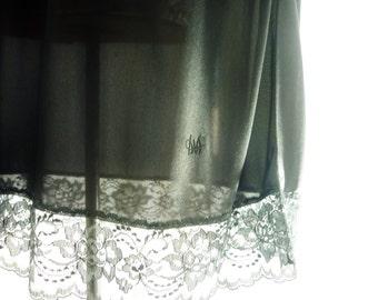 Vintage Diane Von Furstenberg Slip 1970's Pristine Condition Large