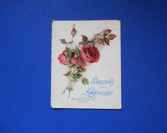 Greetings From Longfellow, a Vintage Book, Cupples and Leon Co., 1907