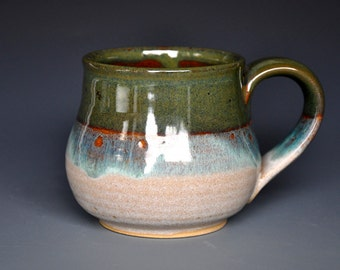 Pottery Mug Ceramic Coffee Cup