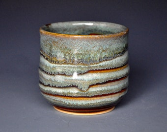 Ceramic Tea Cup Stoneware Pottery Mug A