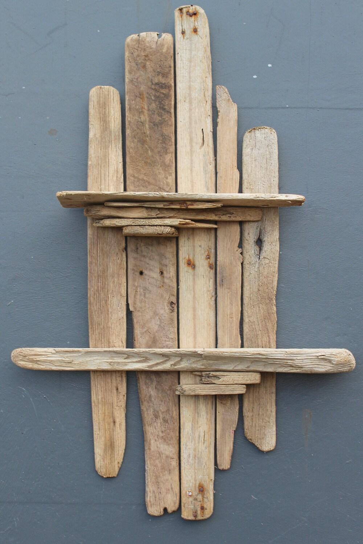 Driftwood wall shelfdrift wood shelveslarge wall art for Driftwood wall