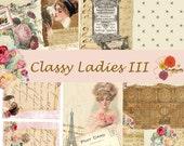 Classy Ladies III (Digital)