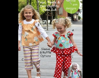 Summer Clearance Olive Ann Designs Cutie Pie Pattern