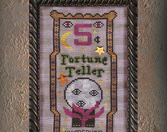 The Fortune Teller PDF Cross Stitch