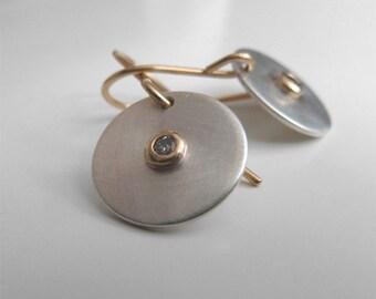 diamond earrings diamond jewelry fine jewelry silver gold earrings gold silver earrings dangle earrings drop earrings modern earrings